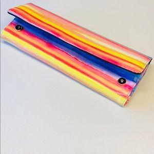 Rolfs | Bright Pastel Envelope Wallet Clutch Bag
